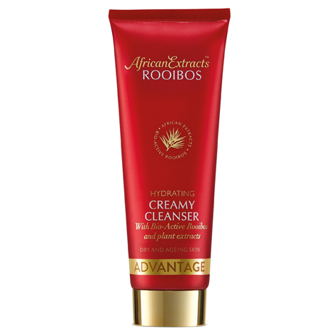 African Extracts Rooibos Skin Care - Creamy Cleanser