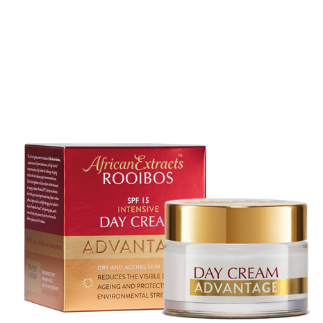 African Extracts Rooibos Skin Care - Day Cream