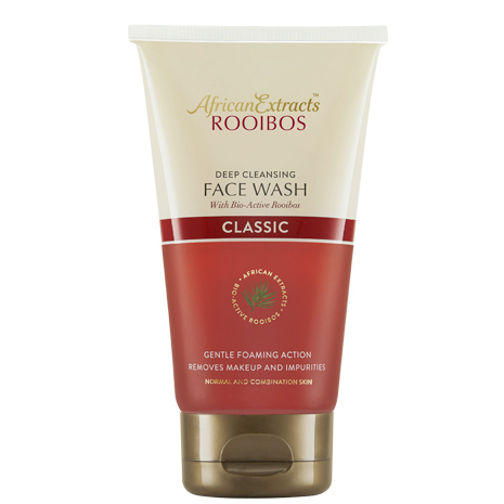 African Extracts Rooibos Skin Care - Face Wash