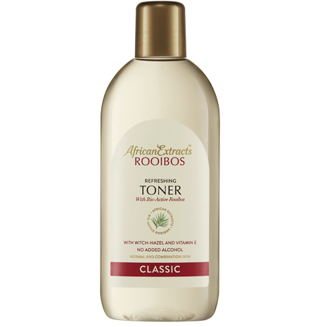African Extracts Rooibos Skin Care - Refreshing Toner