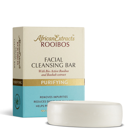 African Extracts Rooibos Skin Care - Facial Cleansing Bar