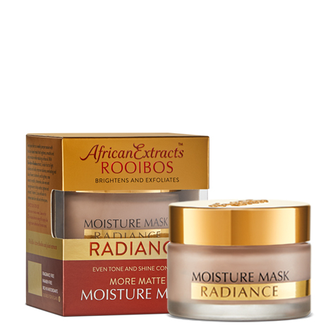 African Extracts Rooibos Skin Care - Moisture Mask