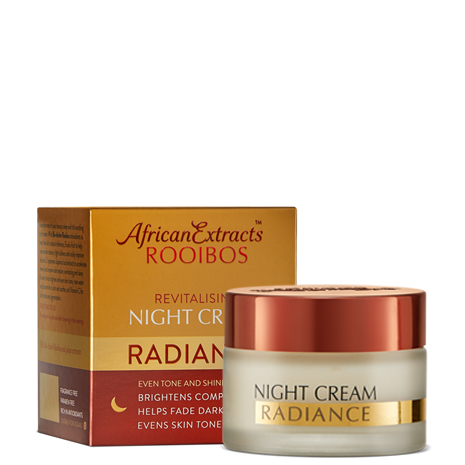 African Extracts Rooibos Skin Care - Night Cream